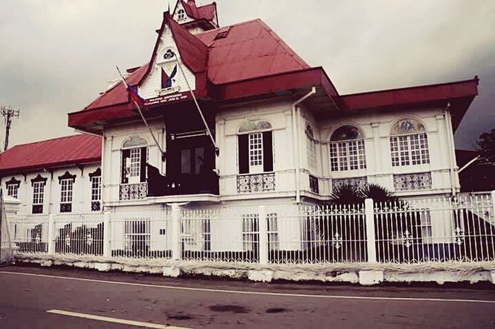 House of the first President of the Philippines Emilio Aguinaldo. @Kawit, Cavite. Vintage Historical President House Historical House Philippines Ph Photography