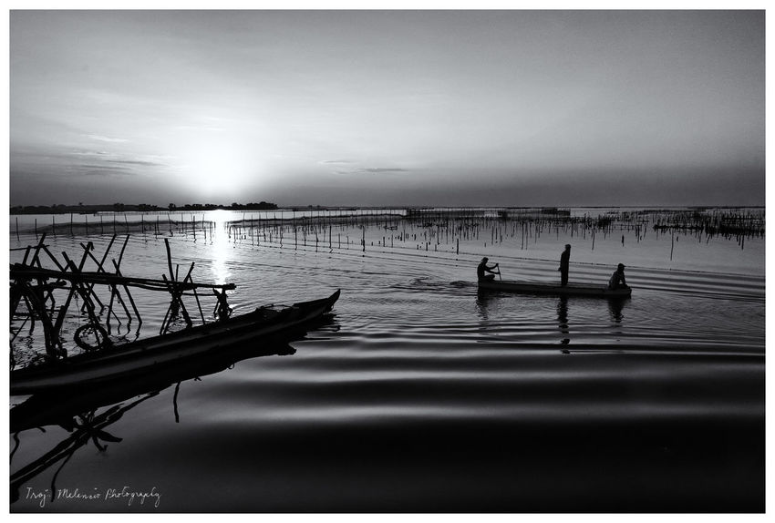 Eyeem Philippines Sunrise Sunrise_sunsets_aroundworld Sunrise_Collection Silhouettes Canon 70d Malolos Blackandwhite Black And White
