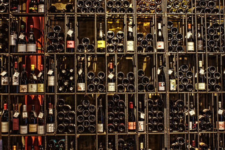 Alcohol Bottles Bottle Close Up Close-up Detail Geometry Symmetry Wine Wine Bottles Winebottles