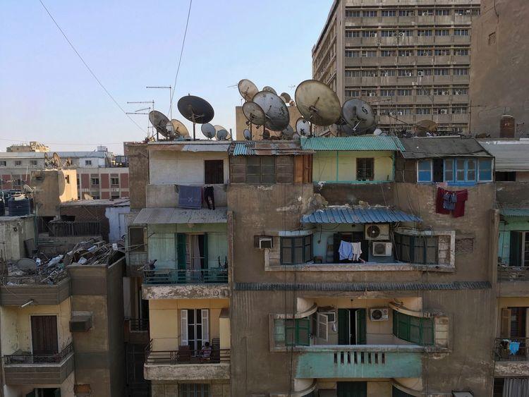 Egypt Cairo Cairo Egypt Building Exterior Daylight Window Architecture City Built Structure The Architect - 2017 EyeEm Awards égypte