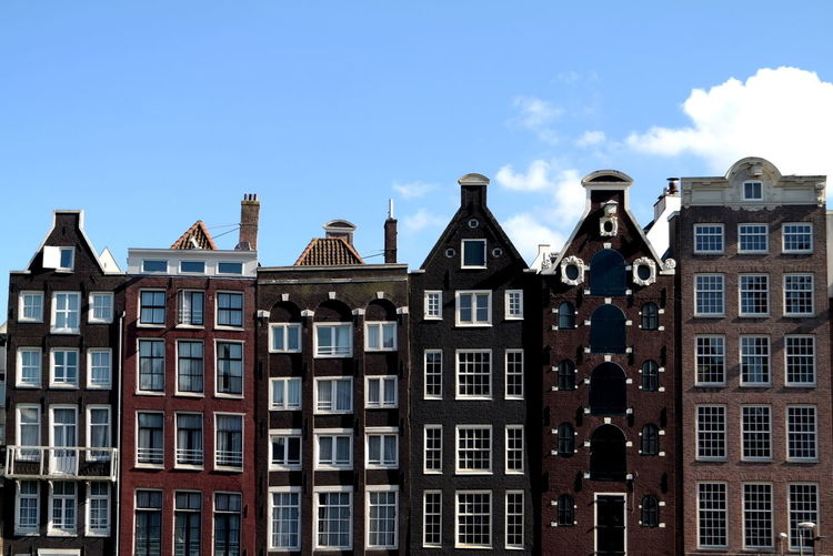 Amsterdam Amsterdam City Amsterdamcity Amsterdamthroughmycamera Architecture Architecture Architecture_collection Blue Sky Building Exterior Built Structure Clear Sky Colorful Eye4photography  Eyeem Architecture Lover EyeEm Best Shots EyeEm Gallery EyeEmBestPics In A Row Netherlands Netherlands ❤ Old Architecture Old Houses Small Houses The Week On EyeEm Travel Destinations The Architect - 2017 EyeEm Awards Neighborhood Map