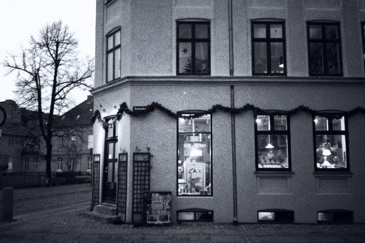 Street at Svendsgade Street
