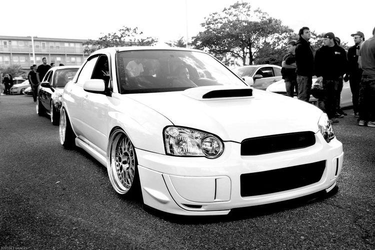 Subaru Impreza STI First Eyeem Photo