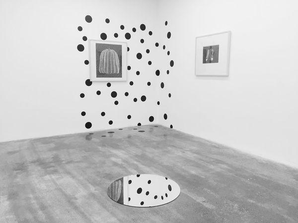 Exhibition Yayoi Kusama Art, Drawing, Creativity Drawing ArtWork Painting Art Mirror Reflection Reflection Mirror Polka Dots  Spot Black & White Blackandwhite Photography Blackandwhite Black And White Monochrome
