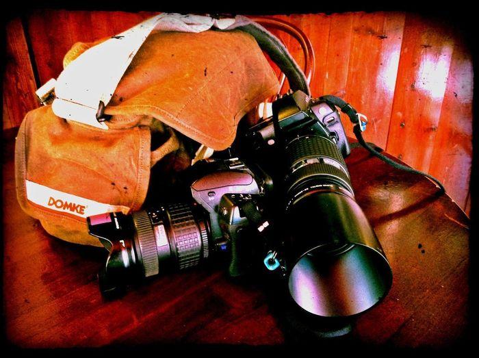 Steves Cameras. 31-03-2017 Steve Merrick Stevesevilempire Olympus Zuiko Domke Camera Camera Gear