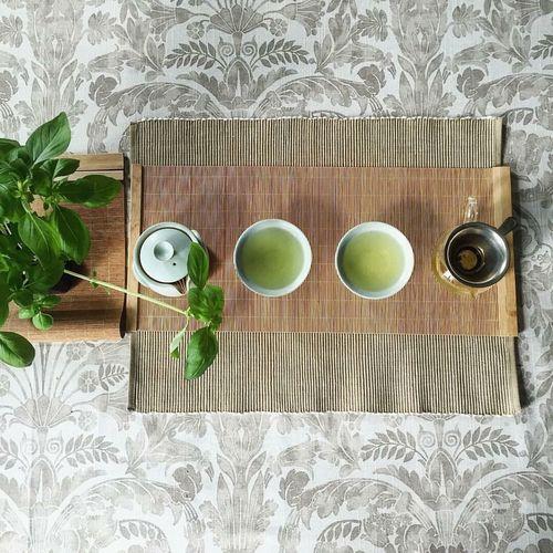 My Favorite Breakfast Moment Chinesetea Asianbreakfast Zen Teaforbreakfast London Sencha Morningtea The Essence Of Summer
