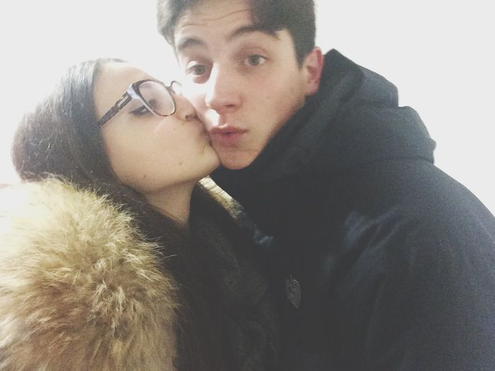 My love ❤️ Amoremio Love ♥ Picoftheday Siamobelli Capodanno2014 Memories