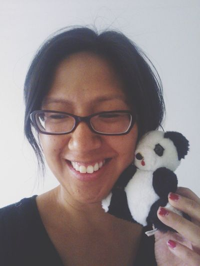These pandas are preparing for the EyeEm Brisbane Valley Meetup tomorrow afternoon! Please join us...we don't want to be lonely ;) Details in the comments... We Are EyeEm, We Are The Pandas Frolicking Friday... Yes! I Wear Glasses! So What?