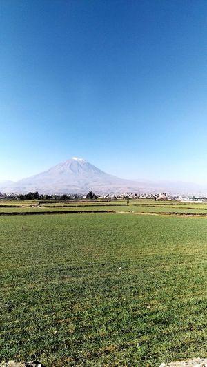 Volcan Misti Arequipa - Peru