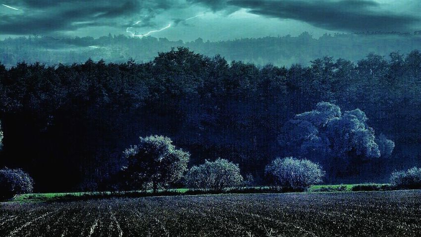 A Change Is Gonna Come Nature Hdrphotography Natur Wheatherpro: Your Perfect Wheather Shot Blue Hour Tadaa Friends Landscapes Dramatic Light Light And Shadow Showcase : November My Best Photo 2015 Blue Silverwood Silver