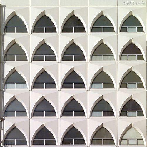Wall Minimalism Urban Geometry Geometric Shapes Architecture