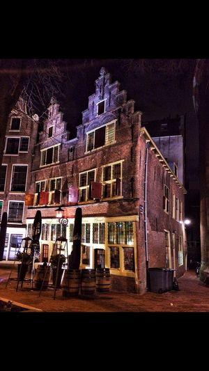 Amsterdam Old Buildings Architecture Restaurant Beautiful Derelict Broken