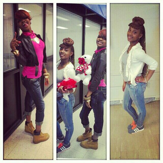 , Mee && EE . #Valentiness Day .