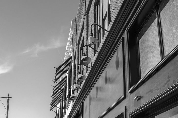 Monochrome Photography Architecture Building Exterior City Life No People Outside Adventure Nikon California Riverside Digital Photography Black And White Photography City Life Street Photography Architecture October Photography Sky And Clouds Sky Outdoors Fall Building