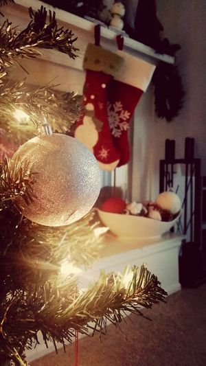 Christmas Ornaments Random Taking Photos