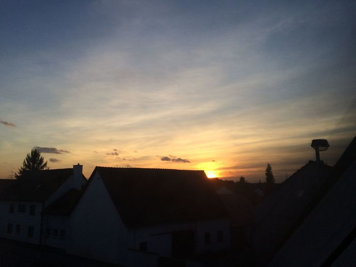 Sonnenuntergang First Eyeem Photo