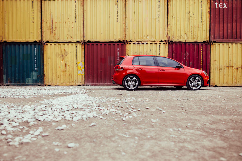Fahrvergnügen Vdub VW Volkswagen Golf R The Drive