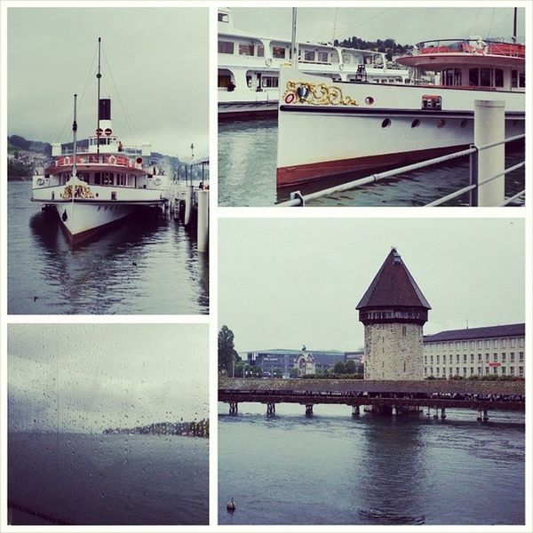 My beautiful way to Work today ? Luzern Lake Lucerne VierwaldstätterSee Schiff Boat Schweiz Switzerland