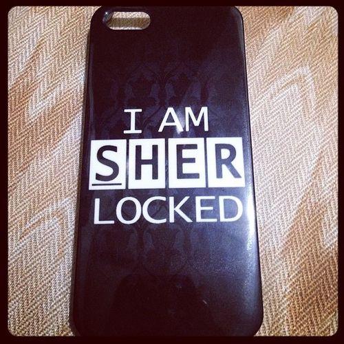 Sherlockian Iphone5case