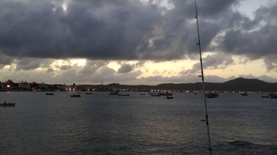 Water Sea Sunset Mountain Beach Beauty Nautical Vessel Dramatic Sky Harbor Multi Colored