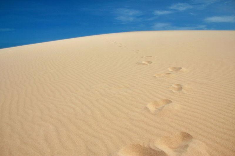 Brasil Ceará Dune FootPrint Jericoacoara Jericoacoara - CE Offroad Outdoors Sand Sky