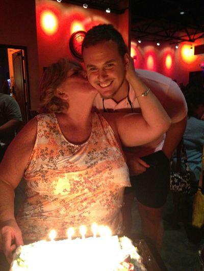 Party Time! Grandma Burthday Happy Birthday! Family Love Sweet My Son Family Values Enjoying Life