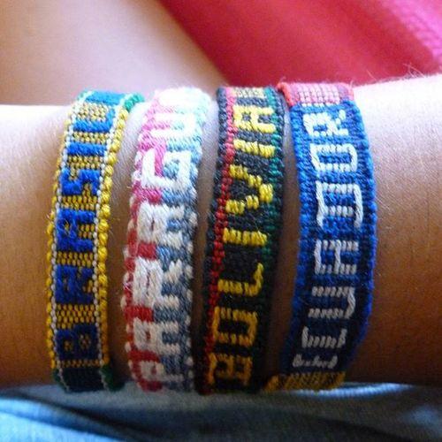 Wristbands Travel Gapyear Brazil Paraguay Bolivia Ecuador Lifestooshort Takemeback Southamerica Beautifulworld