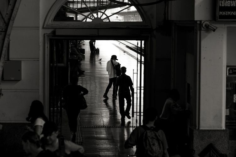 Streerphotography Streetphoto Walking Around The City  City Street Light And Shadow Black & White Balackandwhite Streetphoto_bw Black And White Photography Body Part Wailking Street Shadows & Lights Travel Thailand Holiday Amazing Travel Light Thailand Full Length Men Politics And Government Silhouette Standing Kidnapping Domestic Room Architecture Entryway Military Parade Television Tower Army Office Building Armored Tank Cannon Soldier Armed Forces