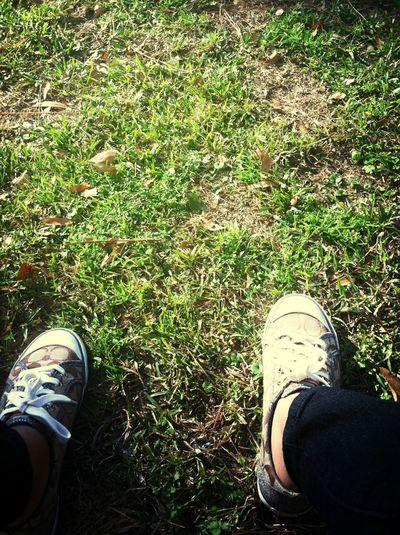 Enjoying This Day Outside :)