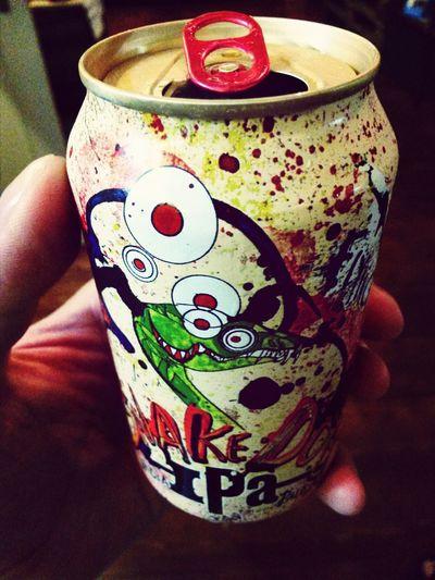 Snake Dog IPA geht los! Taking Photos Beer