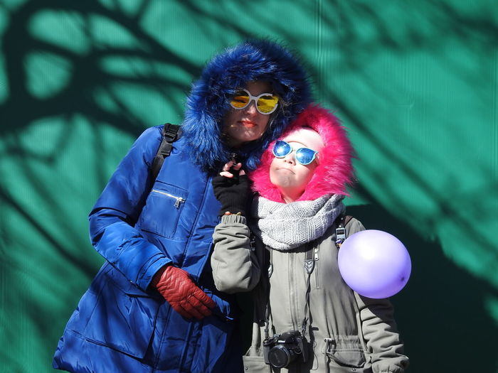 My Angel's Sankt-Petersburg Daughter Wife Colors Of Sankt-Peterburg Sankt-peterburg Russia Springtime Sunnyday☀️ Shadow Walking Around Family Family❤ My Heart ❤ Two Beauties Portrait Multi Colored This Is Family