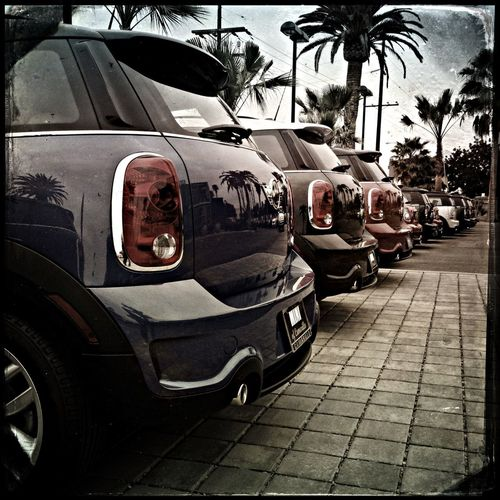 Mini Cooper Mini-palooza Car Service Repeat Repeat