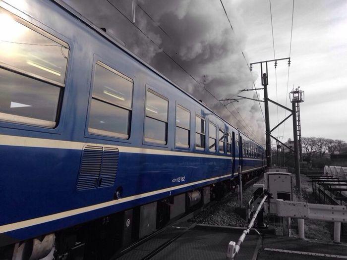 客車 Blue Colorsplash