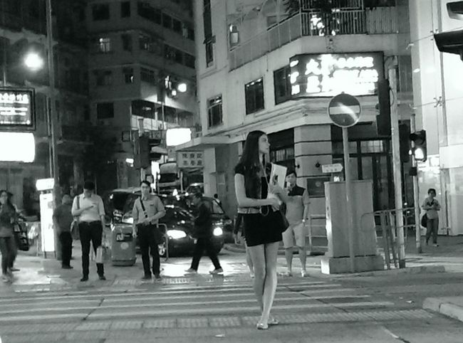 Blackandwhite Photography BW_photography Night Street Snapshoot