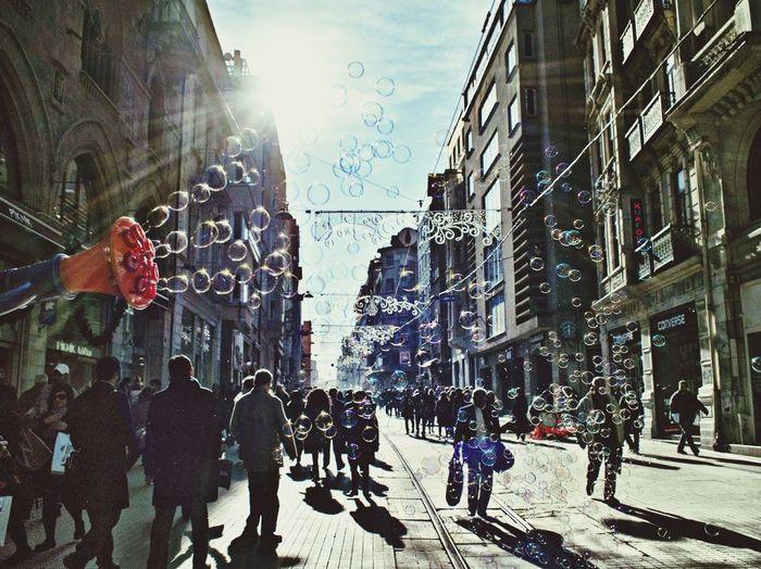 Istiklal Caddesi Beyoğlu