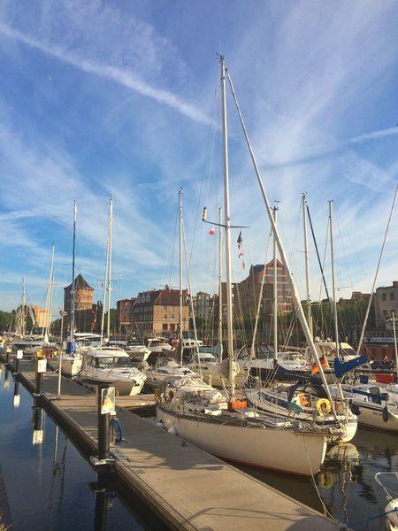 Starting A Trip Going Sailing Sky Enjoying The View PolLitLett2015