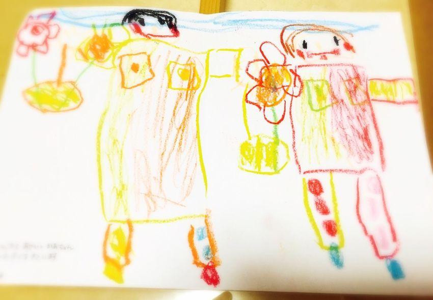 Daughter Daughters Daughter Drawings Mother & Daughter