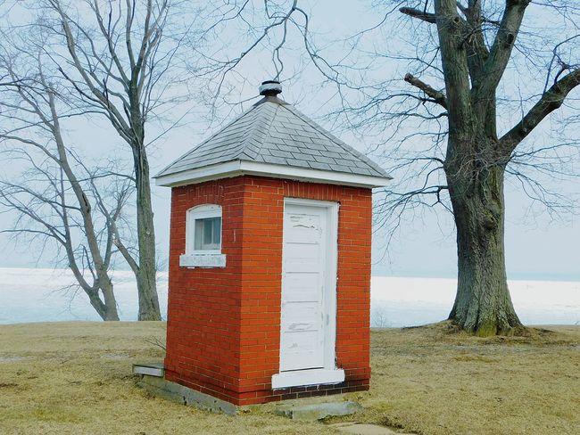 Architecture Bricks Outhouse