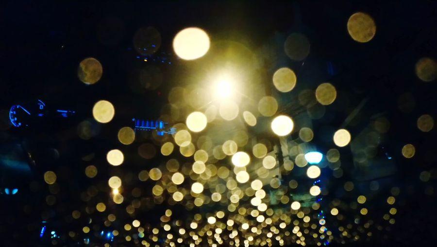 Of Bokehs and Raindrops Sun Roof Glass Window EyeEm Best Shots EyeEm Best Edits Bokeh Photography Macro Glow New Year Holiday Sparkle Sparkle Holiday Bokeh Lights Magic Bokeh Magic Raindrops Eyeem Philippines Contrast EyeEmNewHere EyeEm Gallery HUAWEI Photo Award: After Dark