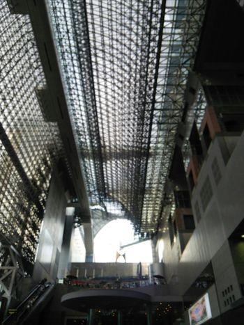 Kyoto Kyotostation Station Today Traveling