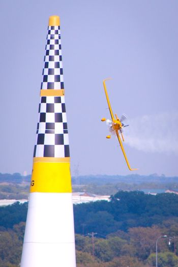 Stunt Stunts Stunt Flying Acrobatic Acrobatics  Acrobatic Flight Texas Motor Speedway Plane Planes Dallas Dallas Tx Up In The Sky Airplane Artistic Landscapes Landsape Yellow High In The Sky EventPhotography Event Thrill Rides Thrilling