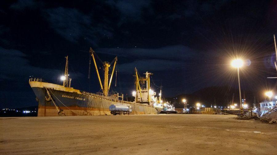 Nautical Vessel Landscape Illuminated Night Photolife Photography Photographylovers Photodaily EyeEmNewHere Photooftheday Be. Ready.