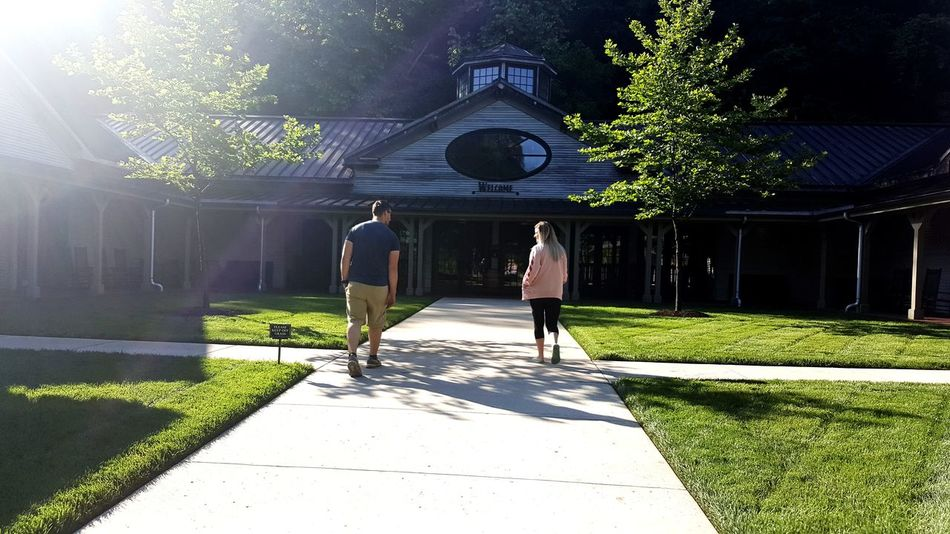Two People People Shadow Walking Outdoors Jack Daniels Distillery Jack Daniels Jack Daniels♥ Jack Daniels Whiskey JD Adventure Club Adventure Time Roadtrip Tennesse Life Events