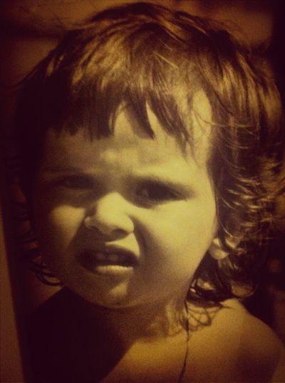 BabyTime Now... J'aimais Pas Trop Ma Nouvelle Coupe De Cheveux :(