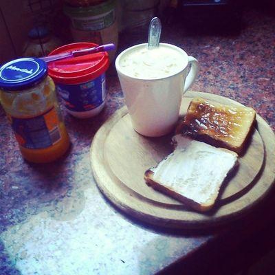 Nada más lindo que los desayunos de los domingos