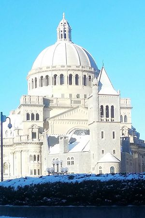 Boston Dome Architecture Place Of Worship Government City Building Exterior Sky Travel Destinations Clear Sky Cultures No People Outdoors Day