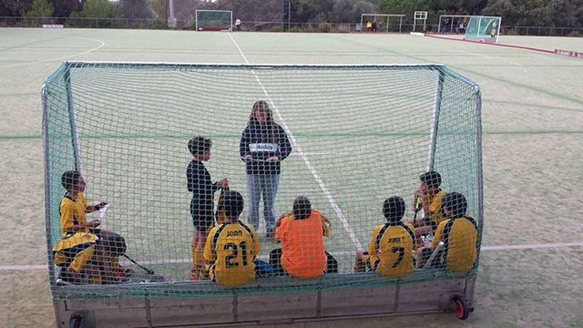 Porteria Reflexió Feddback Ensenyament Aprenentatge Formació Hockey Pissarra Fieldhockey @annabarba23 @oriol_cm00 @daniqks @marina_matarrodona