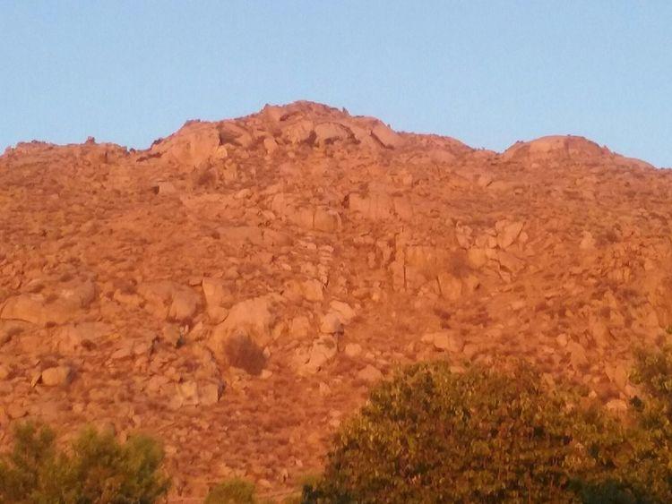 Morenovalley Sunset Rocks