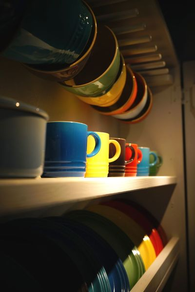 Everything In Its Place Taking Photos Colors Photography Toycamerafilter Sonya7r2 Kitchen Cups And Mugs Home Sweet Home Koppar No People