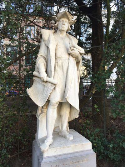 Jardin du sculpteurs